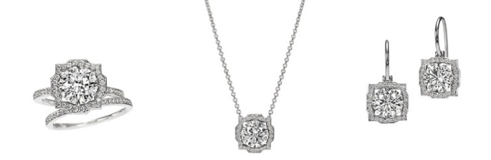 The harry winston belle collection highland park village for the first time harry winston has introduced a full bridal collection the belle collection includes earrings pendants diamond bands aloadofball Images