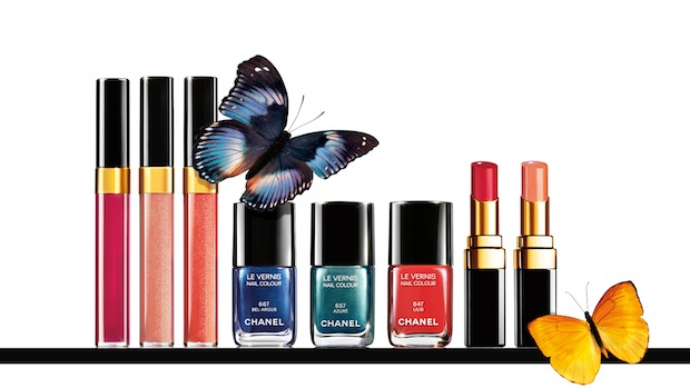 chanel summer 2013 beauty 1