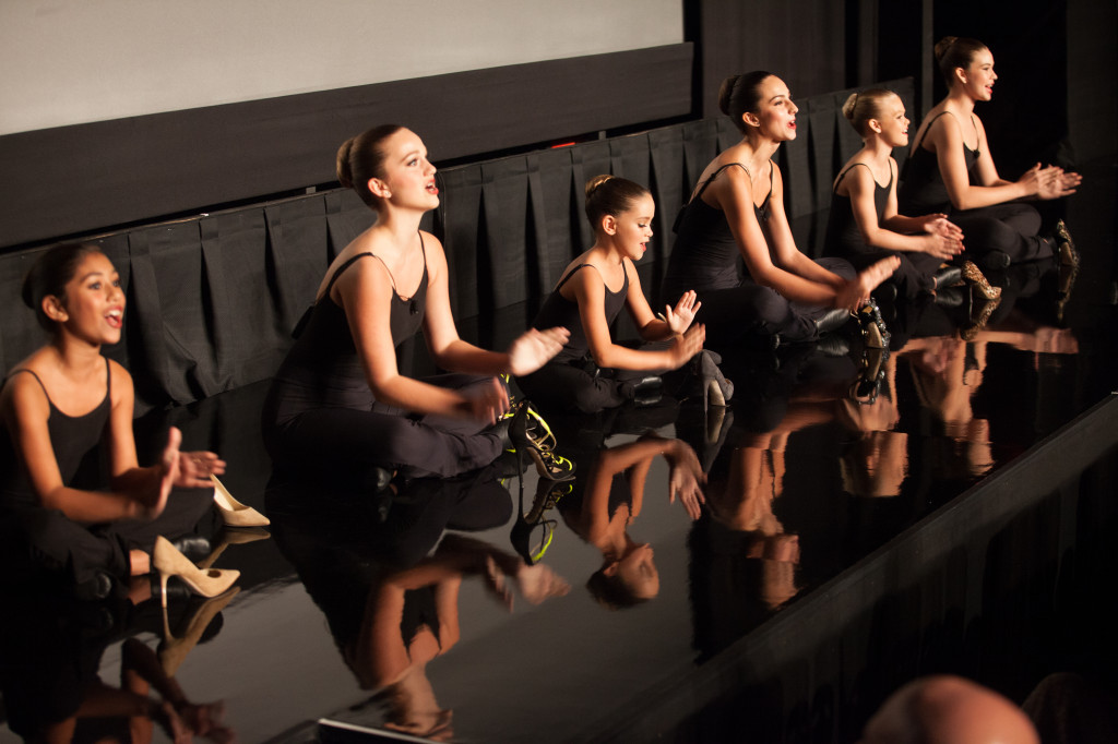 5. Dallas Youth Repertory Project - Performance with Jimmy Choo Shoes