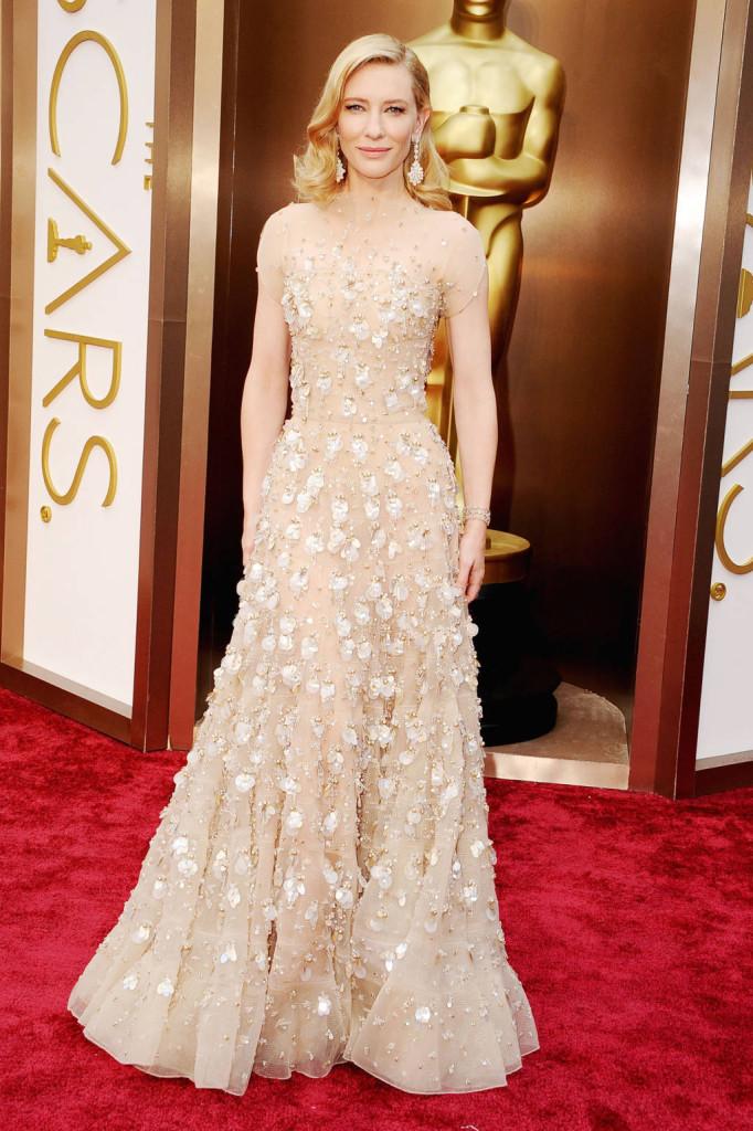5. Cate Blanchette