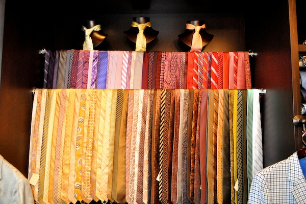 9. q custom ties
