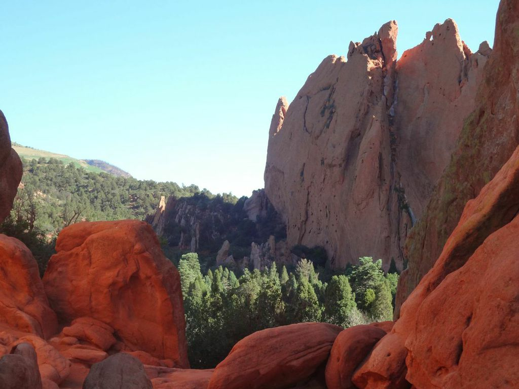 3. garden of the gods