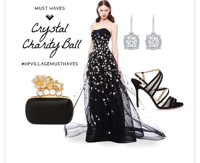 crystal charity