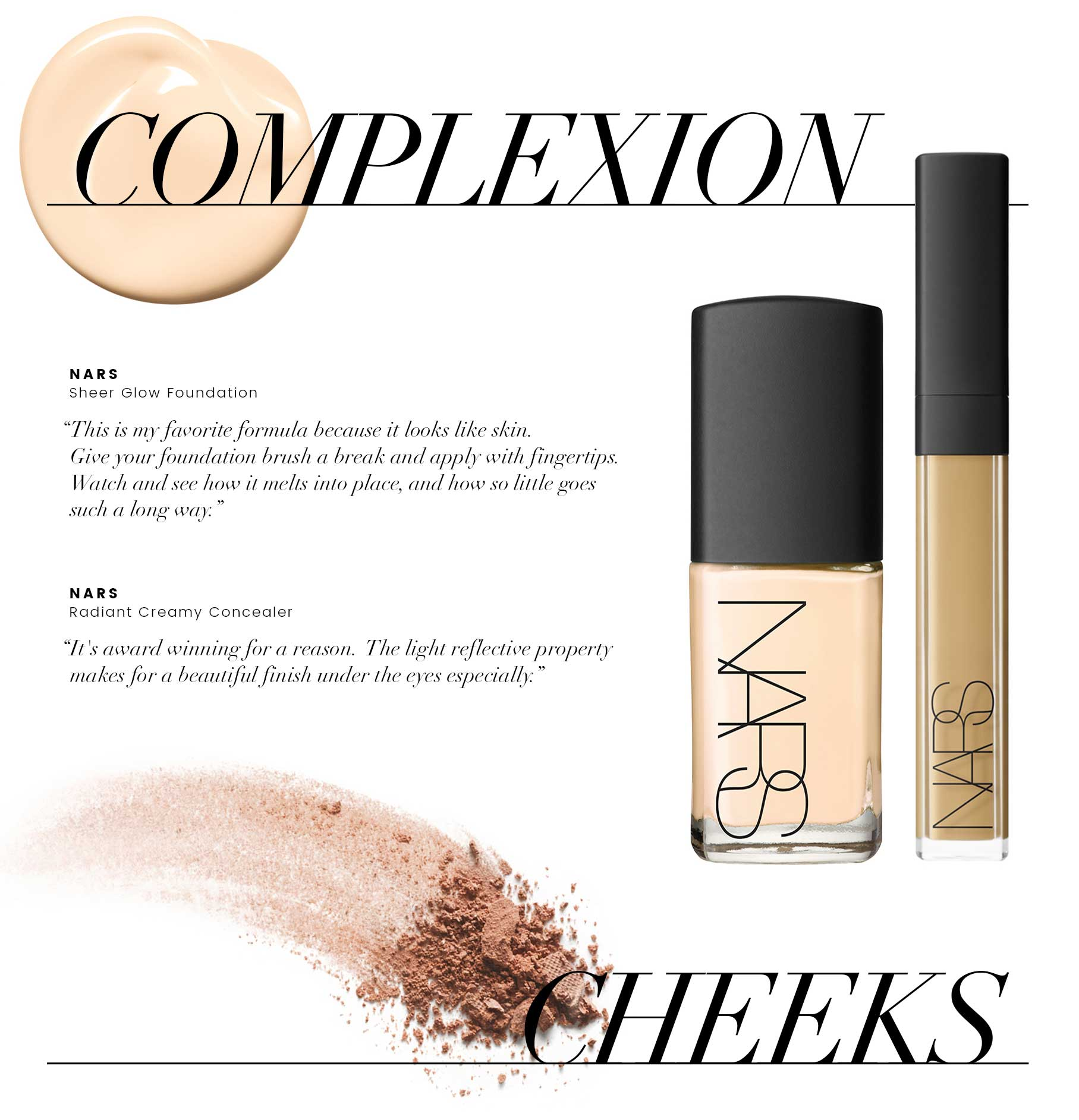 beauty tips - complexion