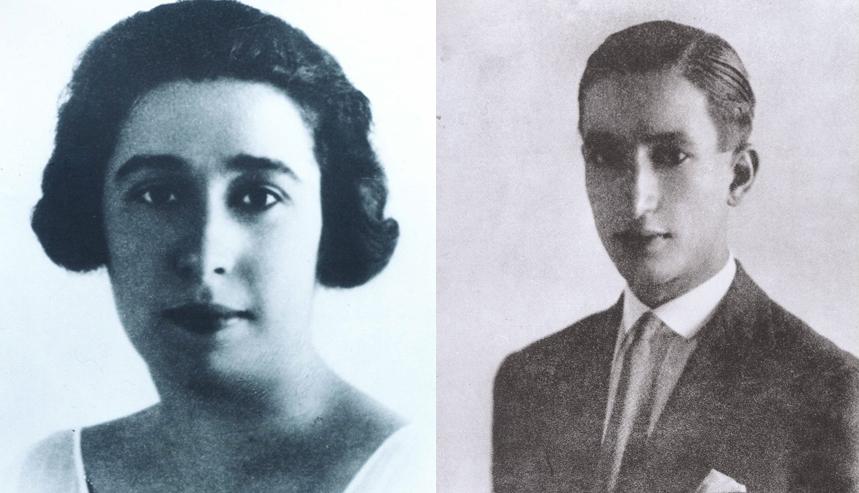 dc149b5b9cb Husband and wife Adele Casagrande and Edoardo Fendi established the house  of FENDI in 1925.