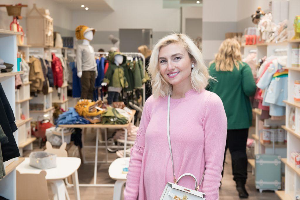 Founder Nasiba Adilova created children's company, The Tot in 2016.