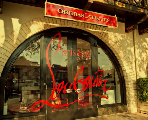 Highland Park Village | Christian Louboutin | The Premier Shopping ...