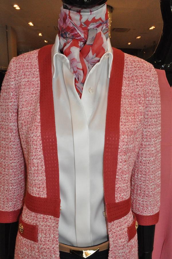 2. st john knits