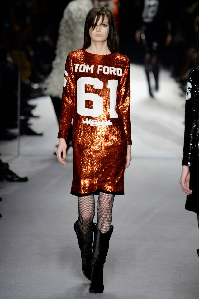 6. Tom Ford fall 2014