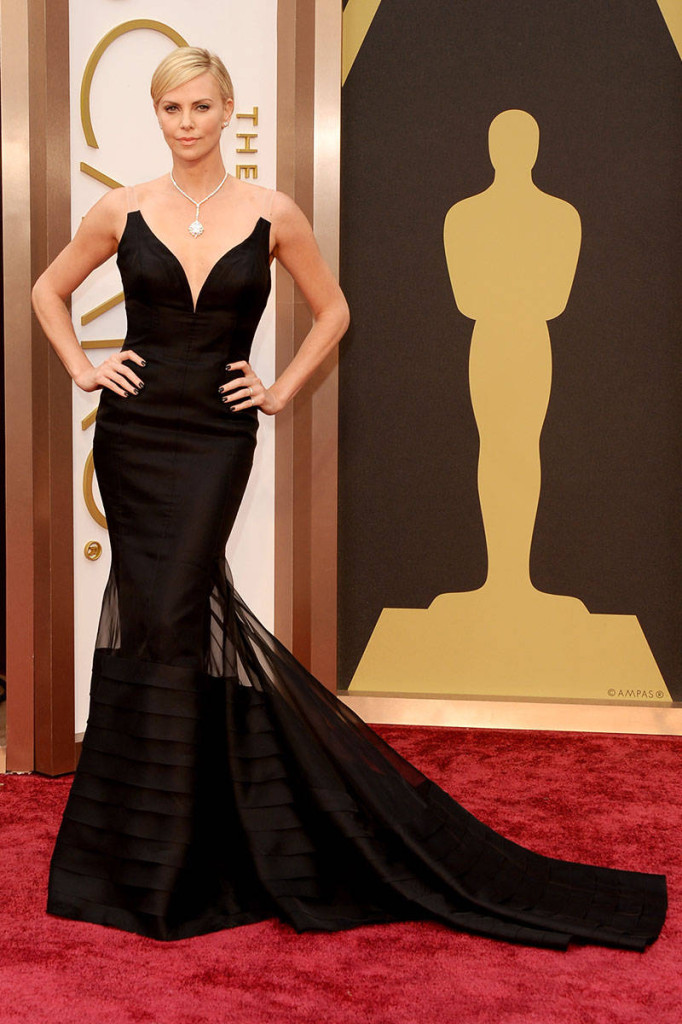 2. Charlize Theron