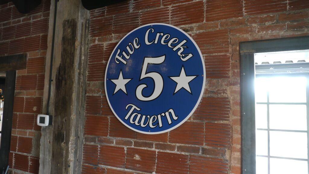 five creeks