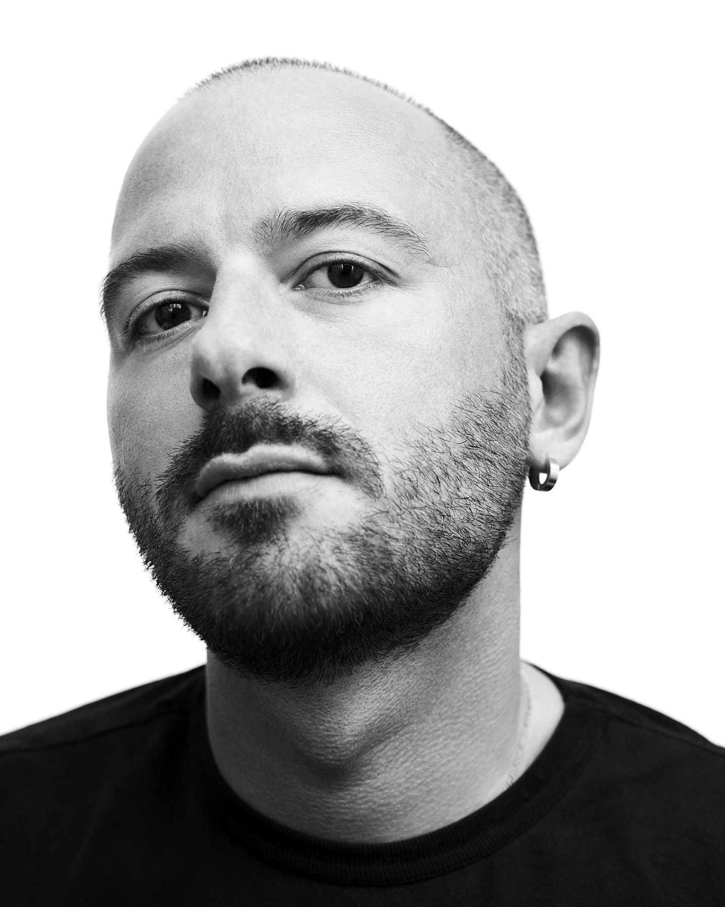 34 year old Balenciaga artistic director Demna Gvasalia.