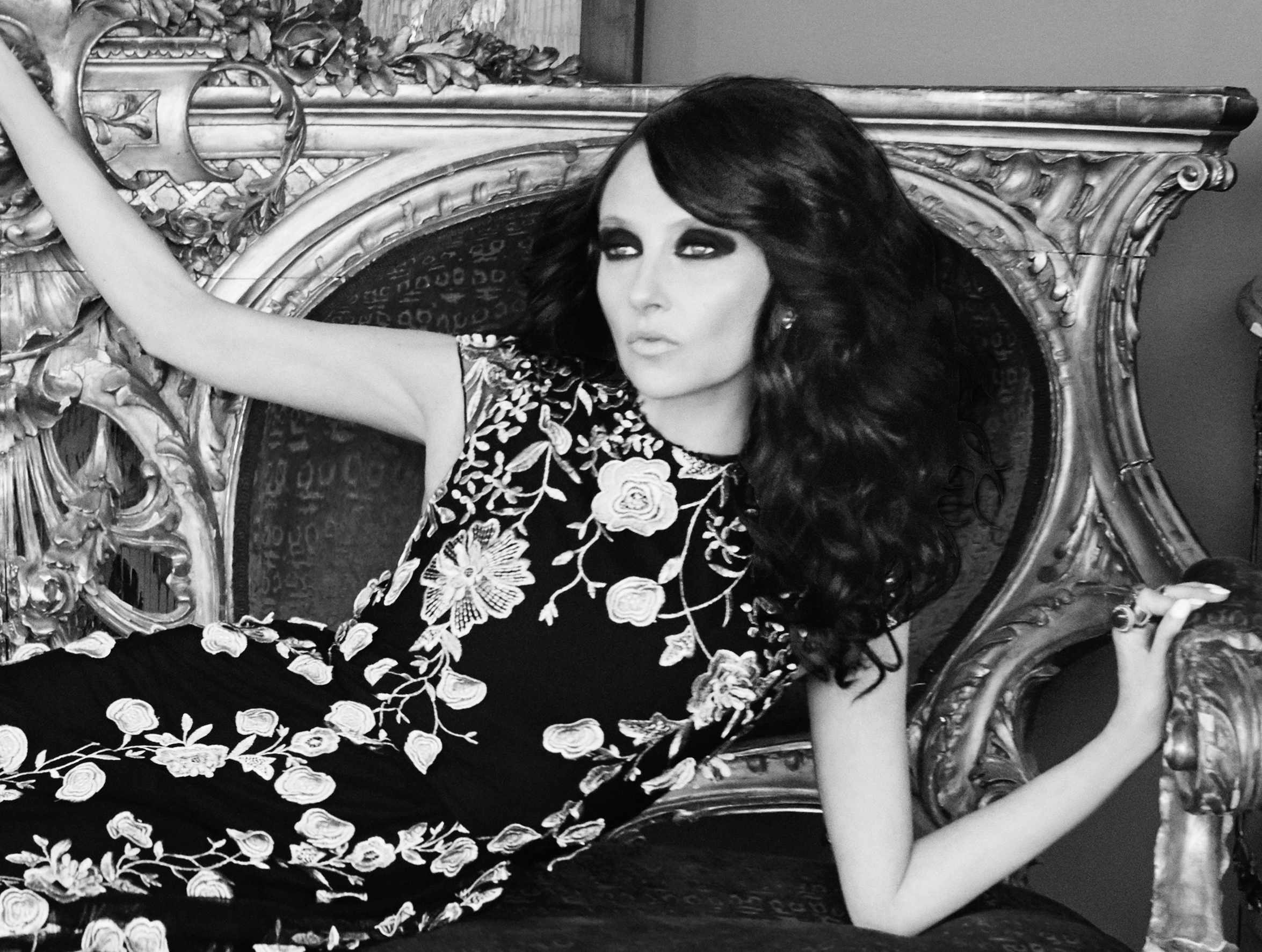 Designer Stacey Bendet launched alice + olivia in 2002 in search of creating the perfect pair of pants.