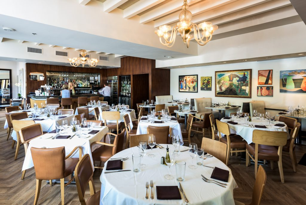 Inside Bistro 31 guests will delight in cuisine with French, Italian and Spanish influences.