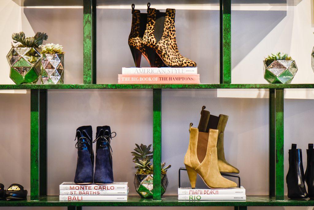 Veronica Beard lanzó su primera línea de zapatos con la colección Fall 2017.