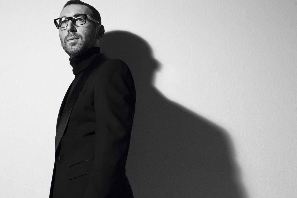 Italian fashion designer Alessandro Sartori became Zegna's Artistic Director in 2016.